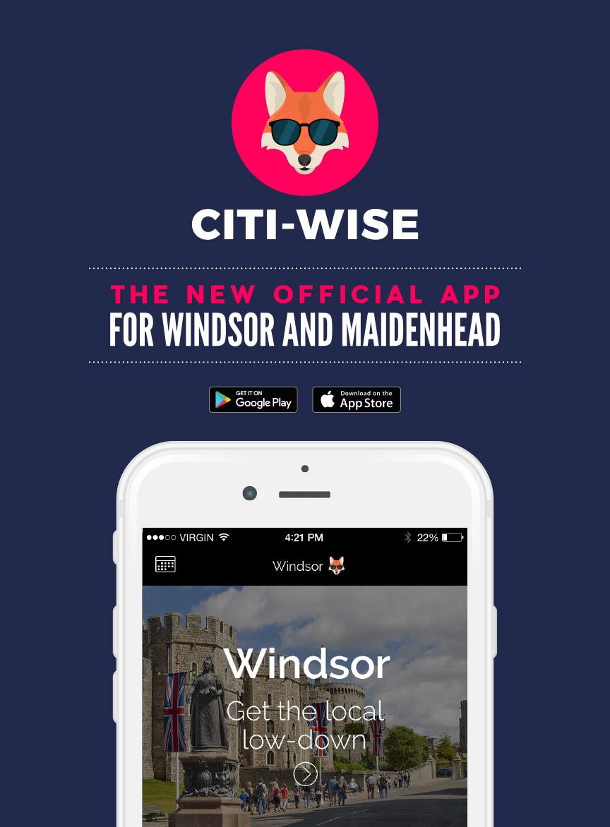 Citi-Wise: The new official app for Windsor and Maidenhead
