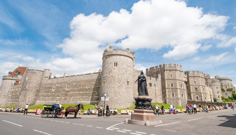 RBWM Free WiFi - WiFi at Windsor Castle