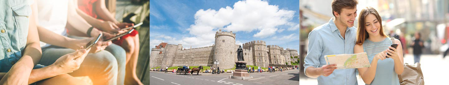 RBWM Free WiFi - WiFi in Windsor for tourists
